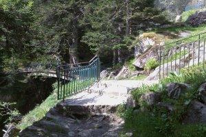 cauterets,trails,trail,courir,arraillé